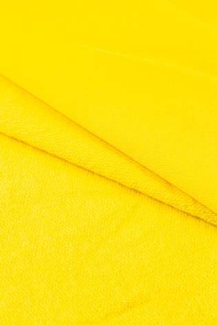 Dresówka lekko drapana żółta - 165cm 300g/m2 thumbnail