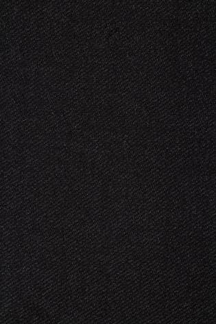 Dzianina dresówka drapana czarny melanż - 180cm 270g/m2 thumbnail