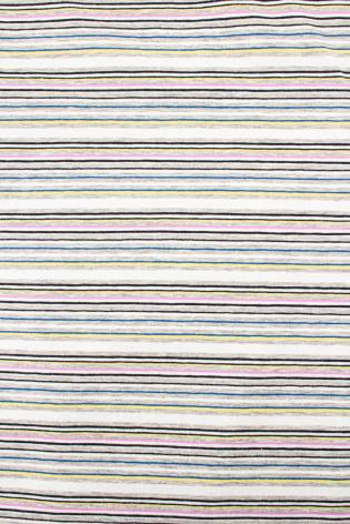 Dzianina jersey bawełna/elastan w paski - 160cm 180g/m2 thumbnail