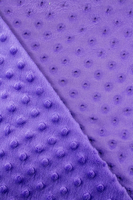 copy of Fabric - Minky - Salmon - 115 cm - 280 g/m2