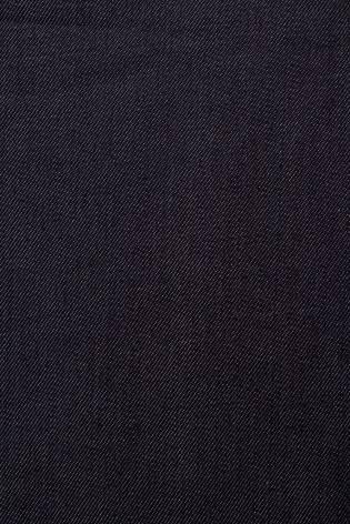 Tkanina jeansowa gruba ciemny granatowy  - 150cm 430g/m2 thumbnail