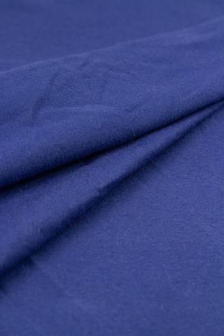 Dzianina jersey bawełna/elastan indygo - 150cm 200g/m2 thumbnail