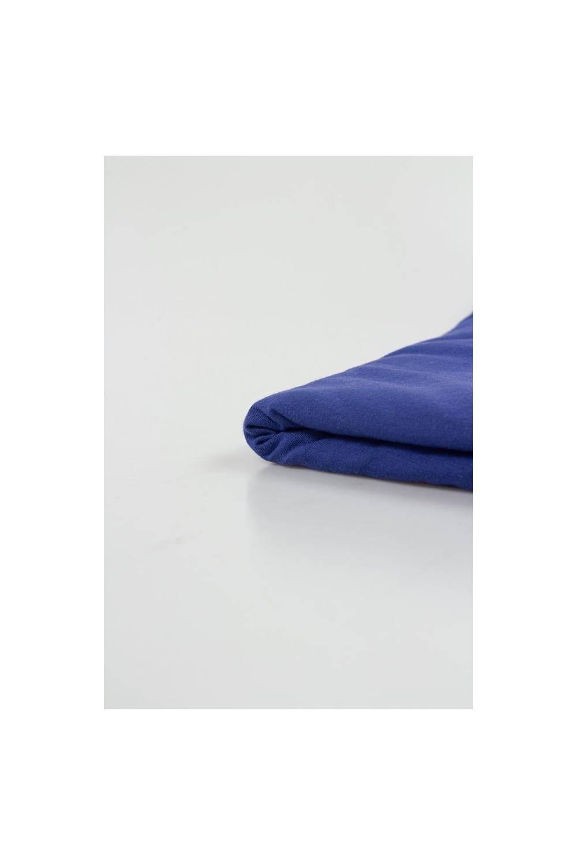 Dzianina jersey bawełna/elastan indygo - 150cm 200g/m2