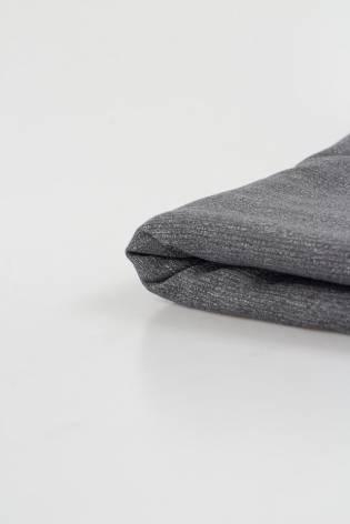 copy of Knit - Sweatshirt Jacquard - Grey/Blue With Hearts - 120 cm - 310 g/m2 thumbnail