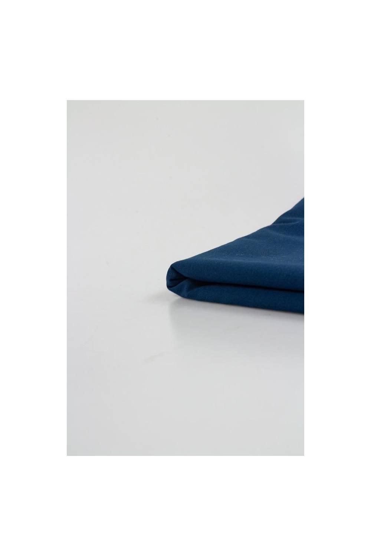 Tkanina bawełniana morska - 155cm 170g/m2