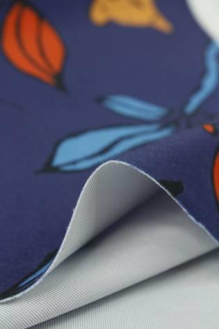 Tkanina welur tapicerski gepardy KUPON 1,5 MB - 150 cm - 250 g thumbnail
