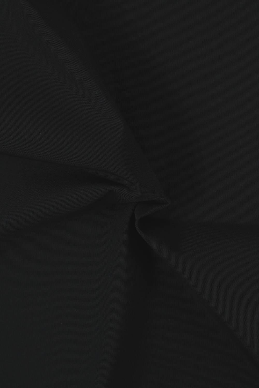 Tiul gruby czarny KUPON 1,5 MB - 185 cm - 240 g