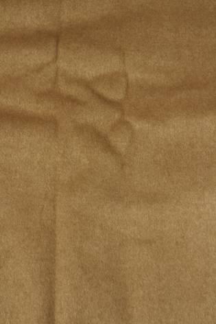 Tkanina flausz karmelowy KUPON 1,5 MB - 150 cm - 300 g thumbnail