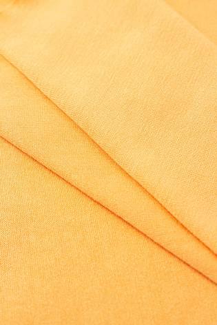 Dzianina jersey wiskozowy jasno pomarańczowy - 160cm 200g/m2 thumbnail