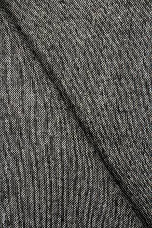 Tkanina tweed - szaro-czarny - 150cm 250g/m2 thumbnail