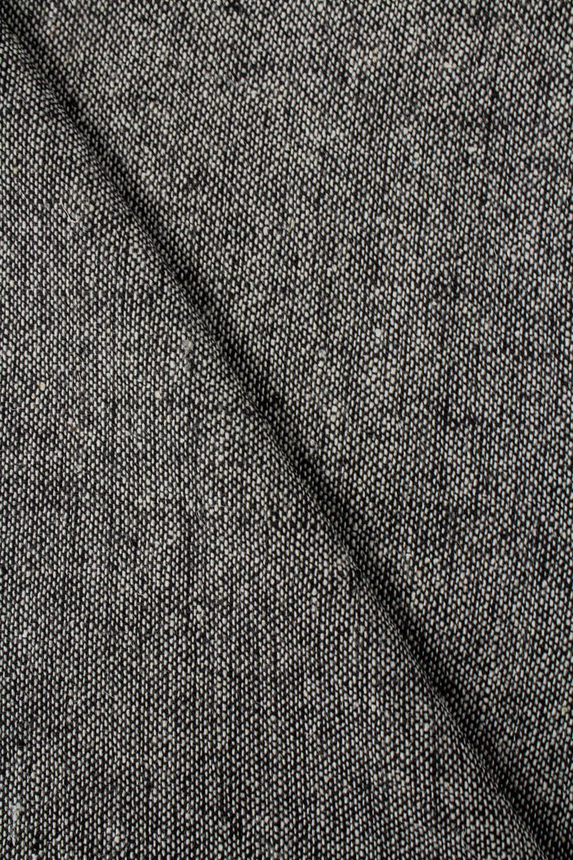 Tkanina tweed - szaro-czarny - 150cm 250g/m2