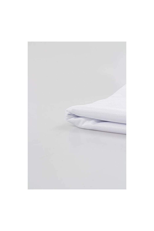 Dzianina ażurowa biała - 160cm 130g/m2