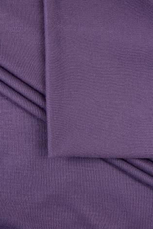 Dzianina jersey wiskozowy - fioletowy - 185cm 180g/m2 thumbnail