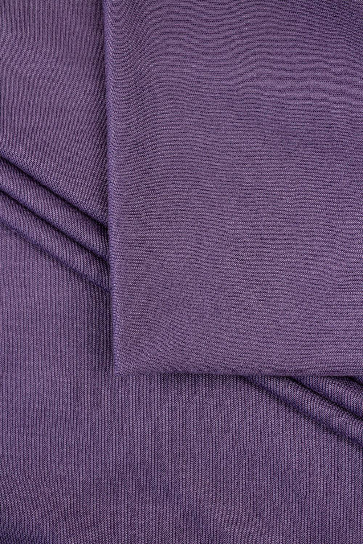 Dzianina jersey wiskozowy - fioletowy - 185cm 180g/m2