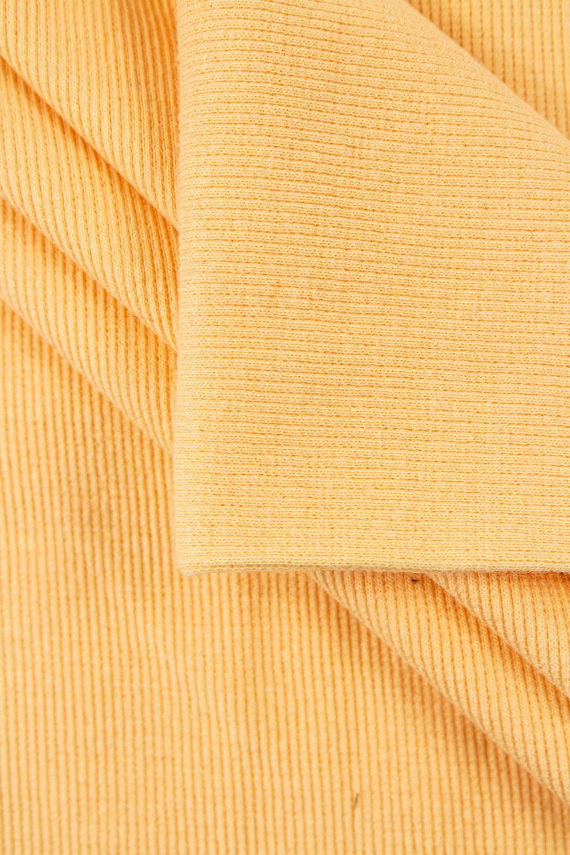 Ściągacz prążkowany - brzoskwiniowy - 45cm/90cm 270g/m2