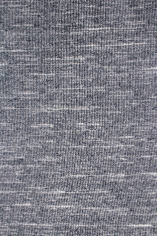 Ściągacz prążkowany - denim melanż - 50cm/100cm 280g/m2 thumbnail