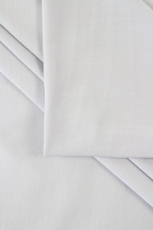 Dzianina jersey wiskozowy milano - szary - 170cm 180g/m2