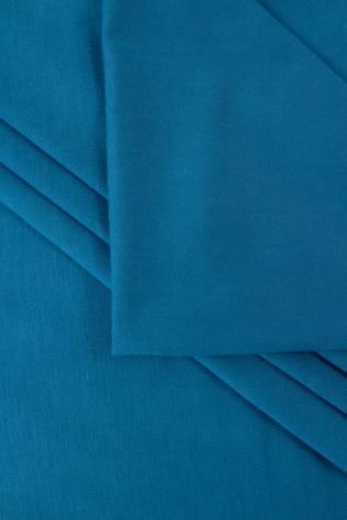 Dzianina jersey wiskozowy milano - morski - 170cm 180g/m2 thumbnail