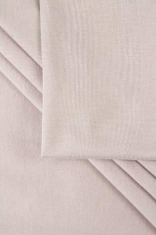 Dzianina jersey bawełniany beżowy - 85cm/170cm 140g/m2 thumbnail