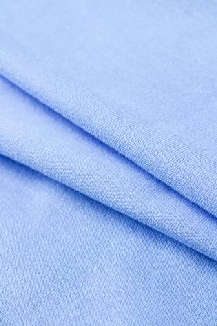 Dzianina jersey bawełniany błękitny - 85cm/170cm 140g/m2 thumbnail