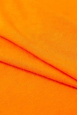 Dzianina jersey wiskozowy - pomarańczowy - 160cm 190g/m2 thumbnail