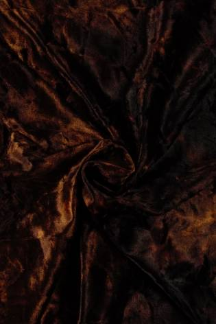 Knit - À la Velvet - Brown - 6 rm (Pre-cut) thumbnail