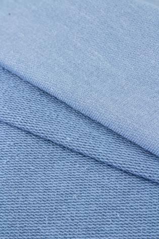 Dzianina dresowa pętelka błękitna - 100cm/200cm 270g/m2 thumbnail