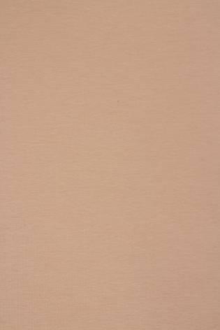 Dzianina dresowa pętelka - nude - 180cm 220g/m2 thumbnail