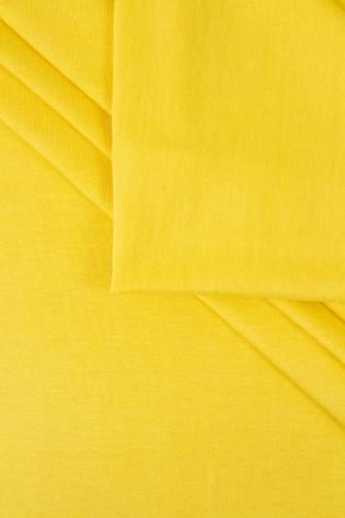 Dzianina jersey wiskozowy - słoneczny żółty - 155cm 210g/m2 thumbnail