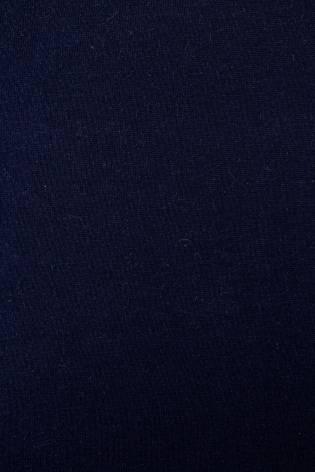 Dzianina jersey bawełniany granatowy - 85cm/170cm 140g/m2 thumbnail
