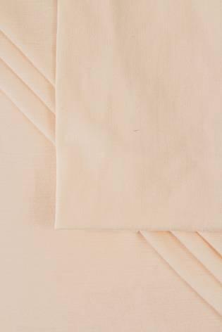 Dzianina jersey wiskozowy - pudrowy - 165cm 180g/m2 thumbnail