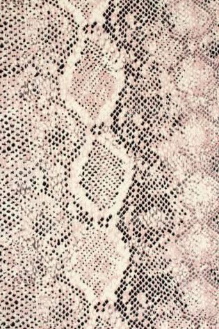 Dzianina Jersey wiskozowy skóra węża - 155cm 200g/m2 thumbnail