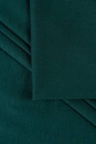 Dzianina jersey wiskozowy lux o dotyku modalnym - szmaragdowy - 160cm 180g/m2 thumbnail