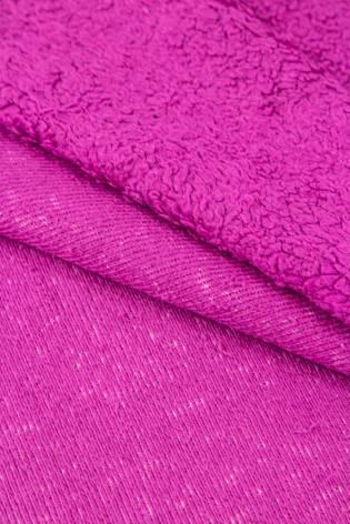 copy of Knit - Fleece - Thick - Navy Blue - 145 cm - 400 g/m2 thumbnail