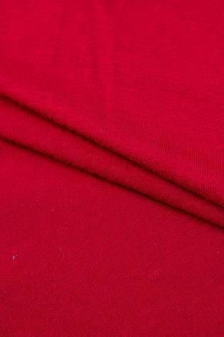 Dzianina jersey wiskozowy lux o dotyku modalnym - krwista czerwień - 160cm 180g/m2 thumbnail
