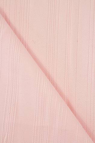 Tkanina bawełniana popelina - pudrowy róż - 145cm 210g/m2 thumbnail