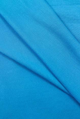 Dzianina jersey wiskozowy - blue sea - 180cm 180g/m2 thumbnail