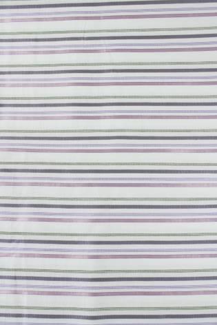 Tkanina bawełniana biała w paski - 150 cm 120 g/m2 thumbnail