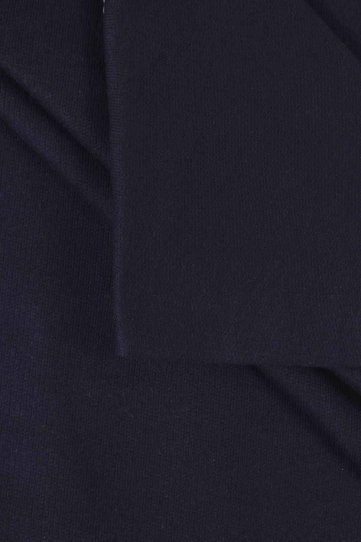Dzianina dresowa pętelka fioletowa w rękawie 100 cm/200 cm 260 g/m2