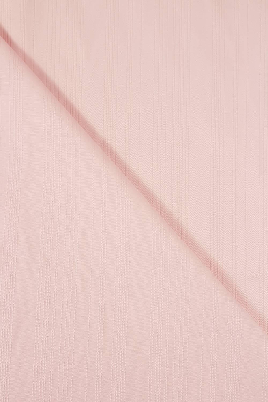 Tkanina popelina satynowa pudrowy róż 145cm 210g/m2