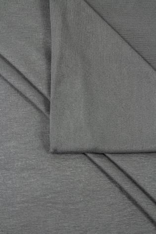 Dzianina jersey wiskozowy - popielaty - 170cm 230g/m2 thumbnail