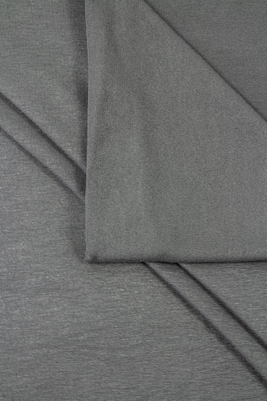 Dzianina jersey wiskozowy - popielaty - 170cm 230g/m2