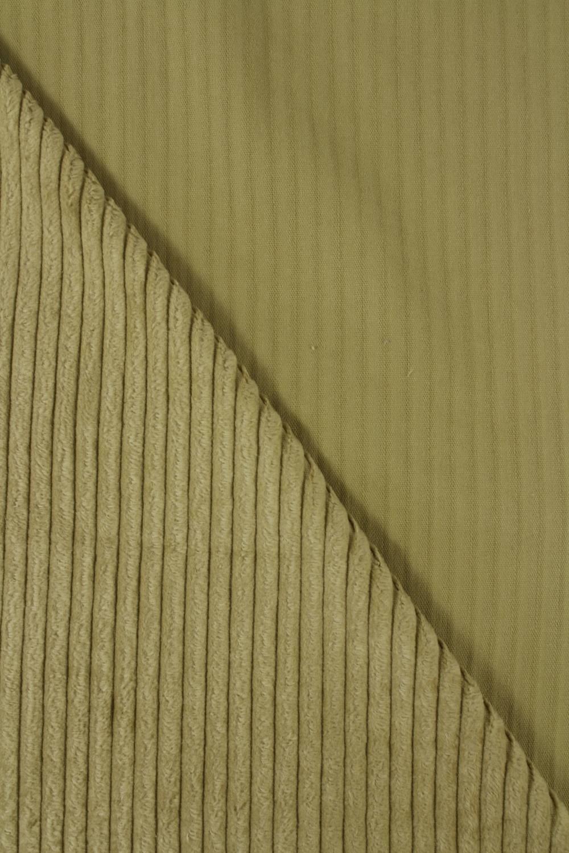 Tkanina sztruks piaskowy 150 cm 340 g/m2