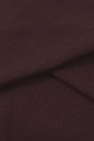 Dzianina jersey bawełniany brązowy 170 cm 220 g/m2 thumbnail