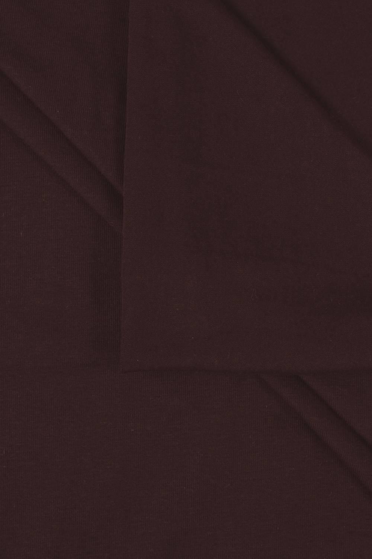Dzianina jersey bawełniany brązowy 170 cm 220 g/m2