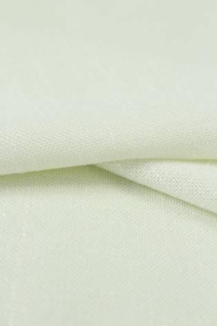 Tkanina a'la len pistacja 150 cm 180 g/m2 thumbnail