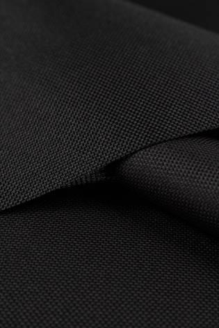 Tkanina oxford 500D wodoodporna czarna 160 cm 190 g/m2 thumbnail