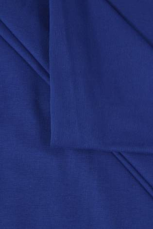Dzianina jersey bawełna kobaltowy 180 cm 210 g/m2 thumbnail