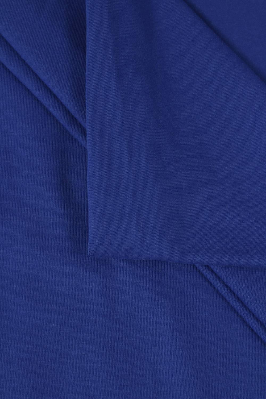 Dzianina jersey bawełna kobaltowy 180 cm 210 g/m2