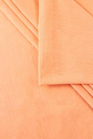 Dzianina jersey wiskozowy - brzoskwiniowy - 180cm 190g/m2 thumbnail